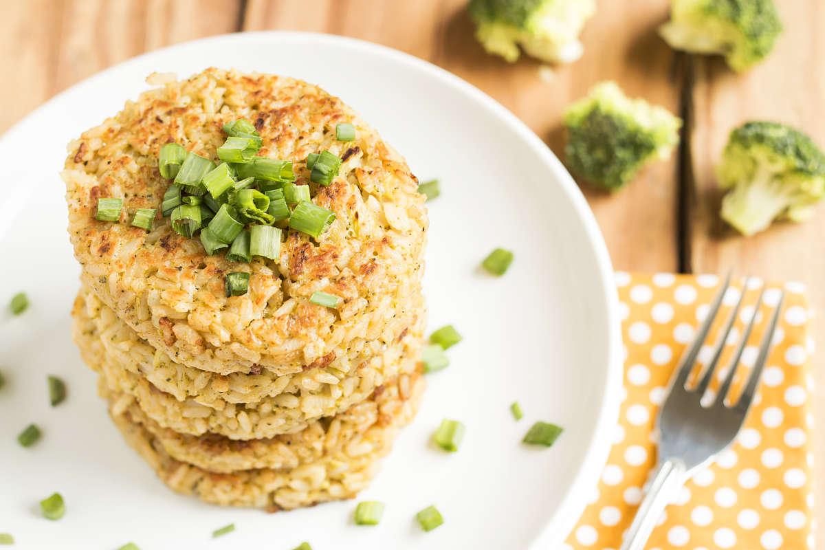 Broccoli Cheese Rice
