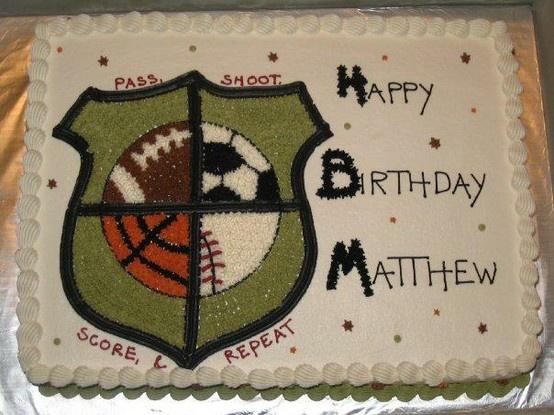 Celebration Sheet Cakes Pinterest
