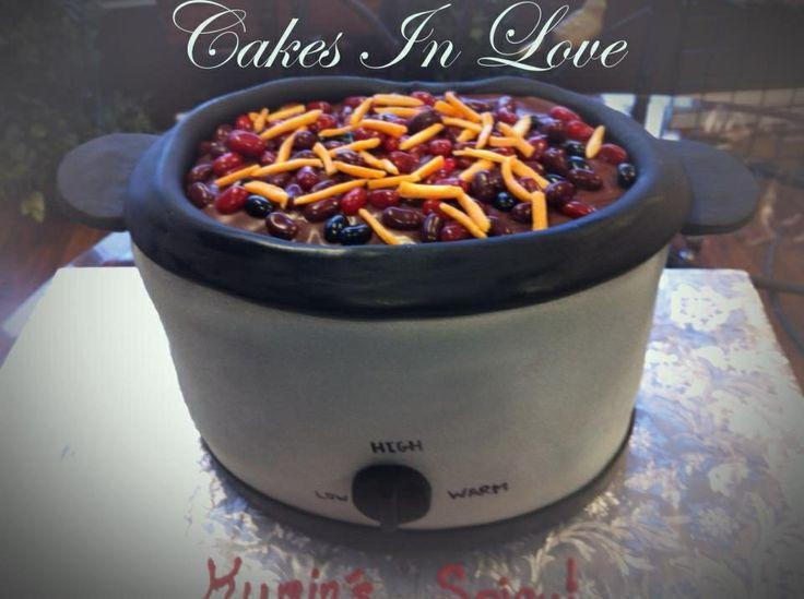 Chili Cook-Off Cake