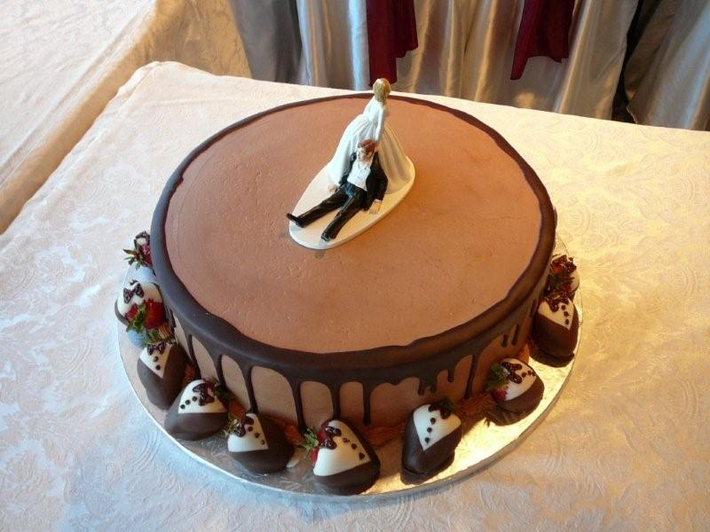 Chocolate Grooms Cake Ideas
