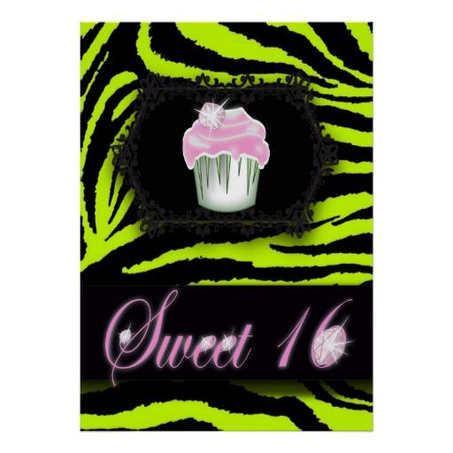 Cute Sweet 16 Card Ideas