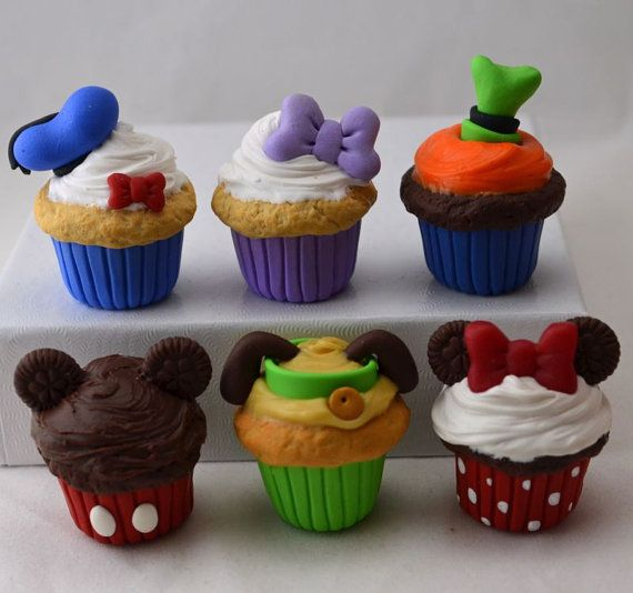 Disney Cake Ideas Cupcakes