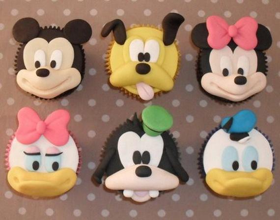 Disney Cupcake Ideas