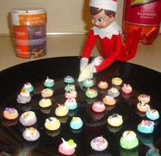 Elf On the Shelf with Sprinkles