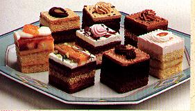Fancy Sheet Cakes