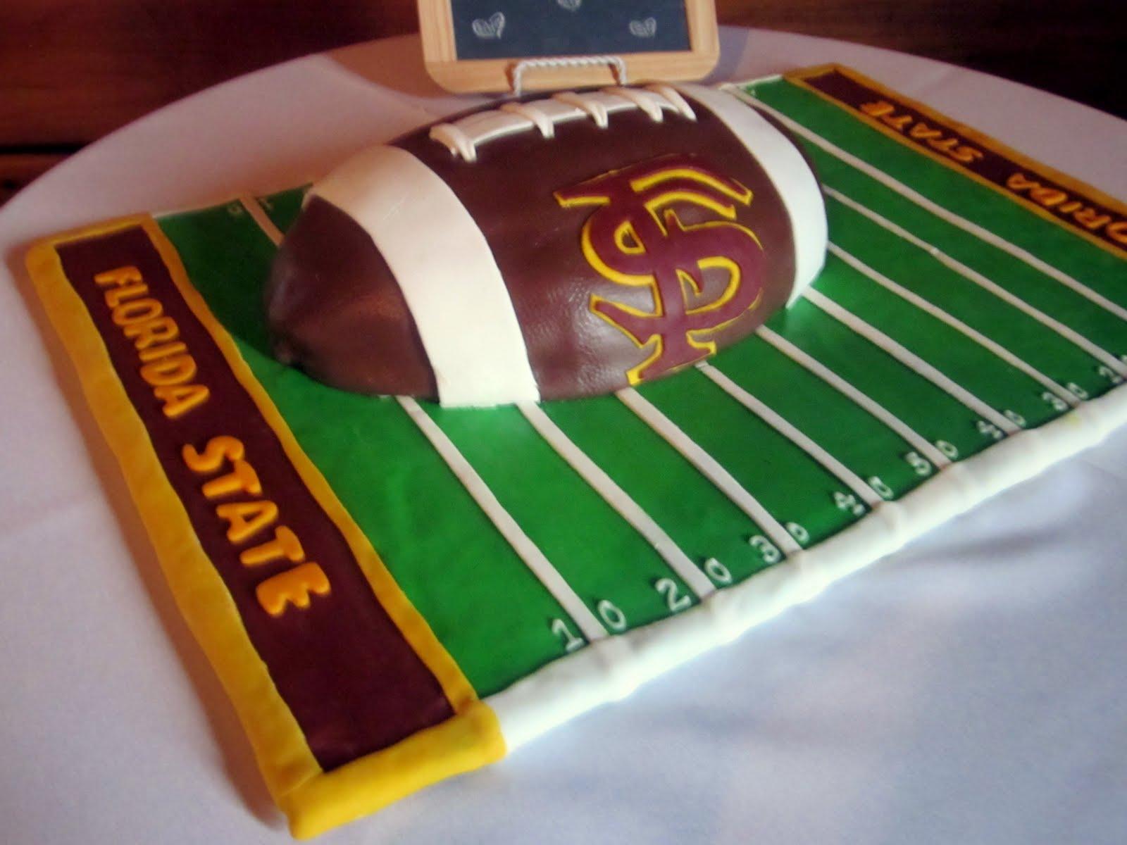 Florida State Cake Designs