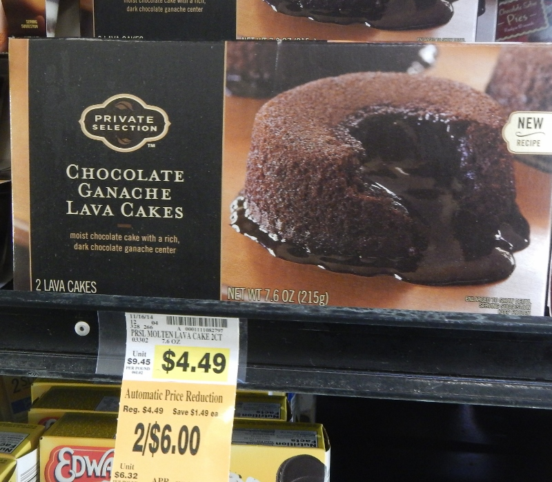 Fred Meyer Chocolate Cake