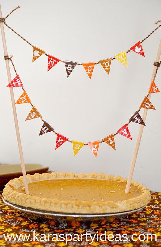 Free Happy Thanksgiving Banner