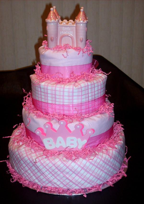 Fun Diaper Cakes