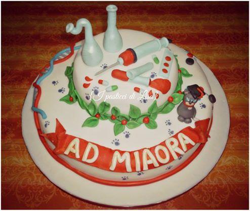 Graduation Cake Biology