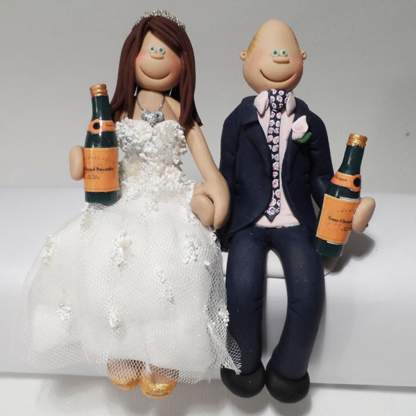 Groom Wedding Cake Toppers