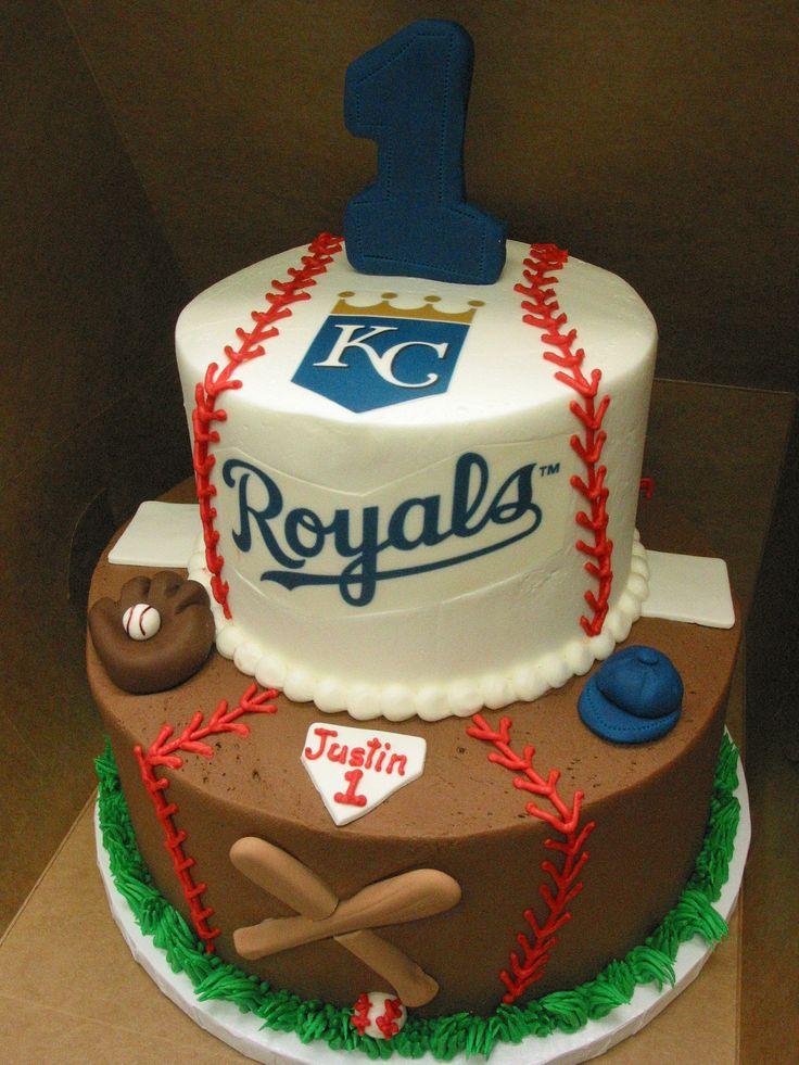 13 Photos of Kansas City Royals Themed Cakes