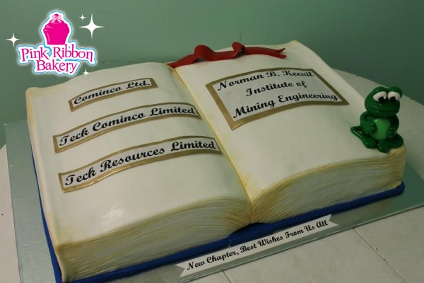 Kroger Bakery Party Cake Book Retirement