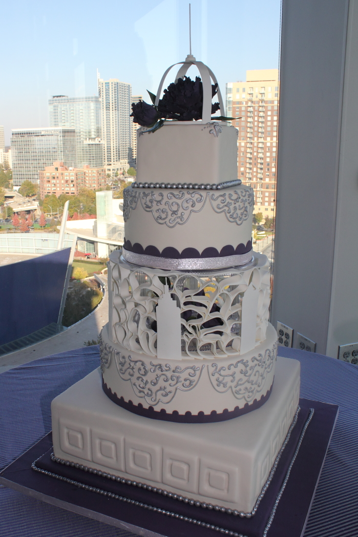 13 Photos of Engineer Wedding Cakes