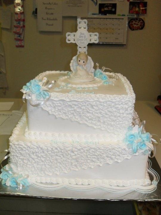 Precious Moments Baptism Ideas