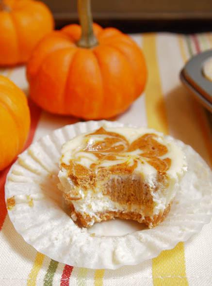 7 Photos of Cheesecake Swirl Cupcakes