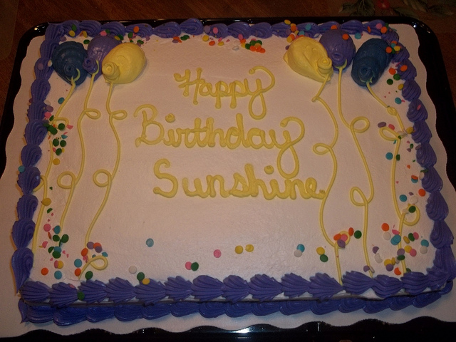 Sam's Club Birthday Cakes