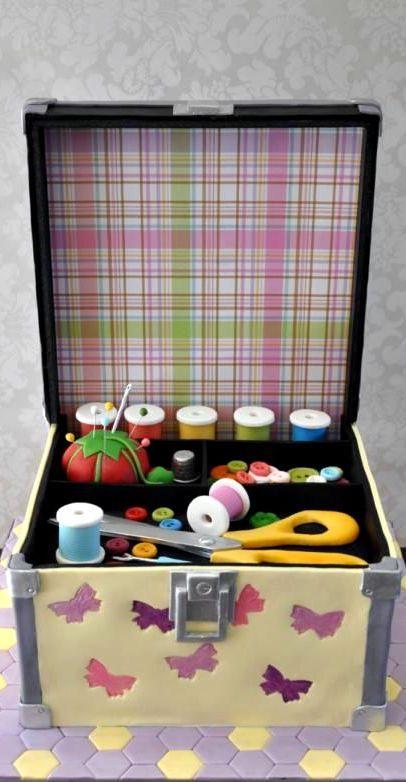 Sewing Cake Kit