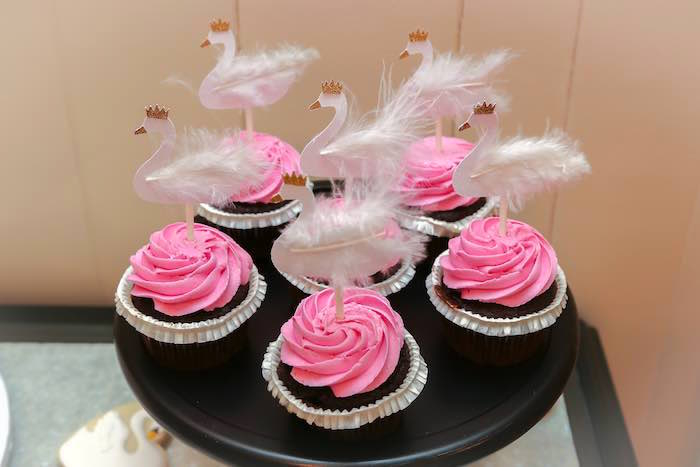 Swan Lake Ballet Birthday Party