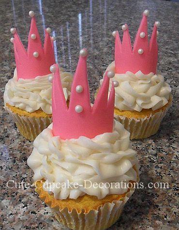 Sweet 16 Birthday Cupcake Ideas