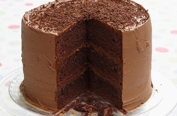 Triple Chocolate Cake Recipe