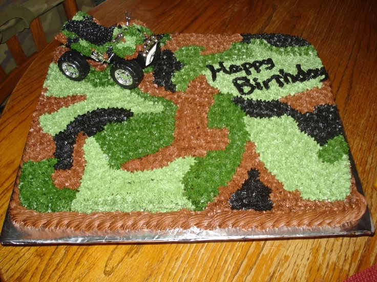 4 Wheeler Birthday Cake Ideas