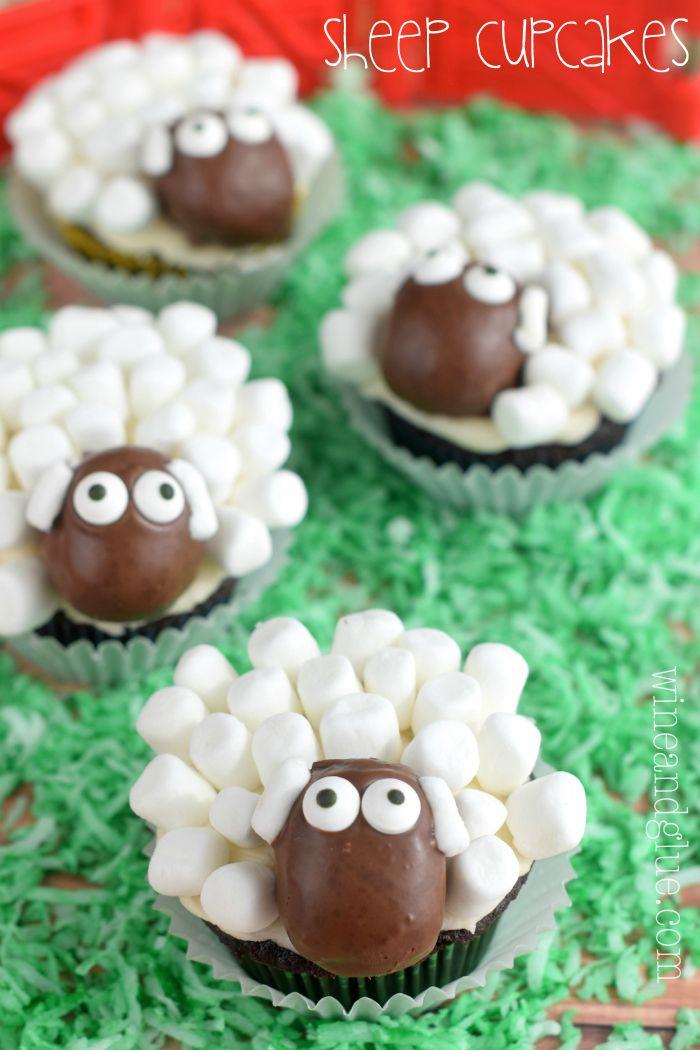 Animal Cupcake Decorating Ideas
