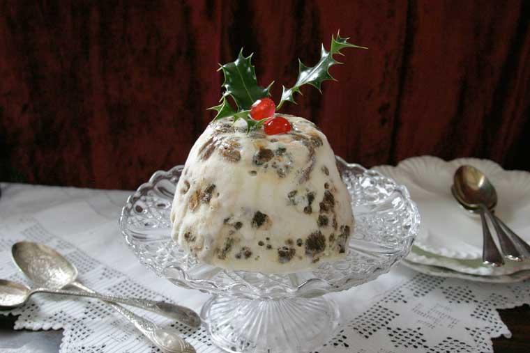 Big Christmas Cake