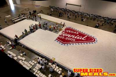 Biggest World's Largest Birthday Cake