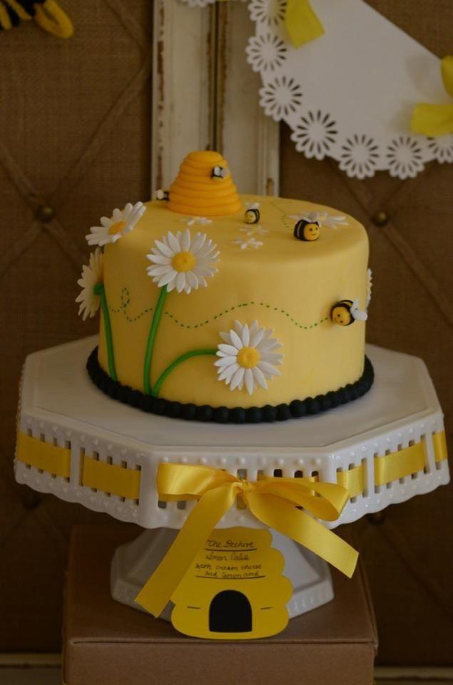 Admirable 10 Bumble Bee Birthday Cakes Ideas Photo Bumble Bee Birthday Personalised Birthday Cards Vishlily Jamesorg