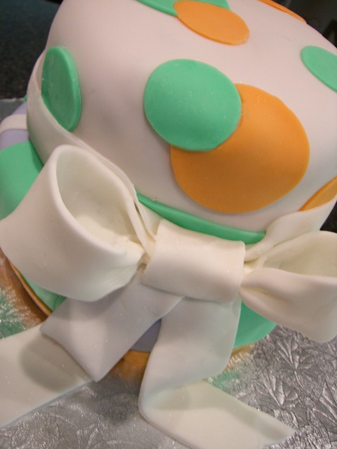 Decorating Cakes with Fondant
