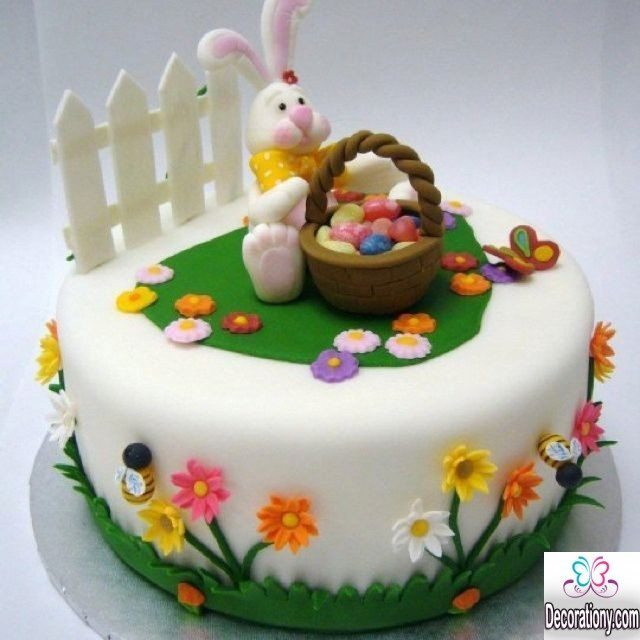 Easter Cake Idea
