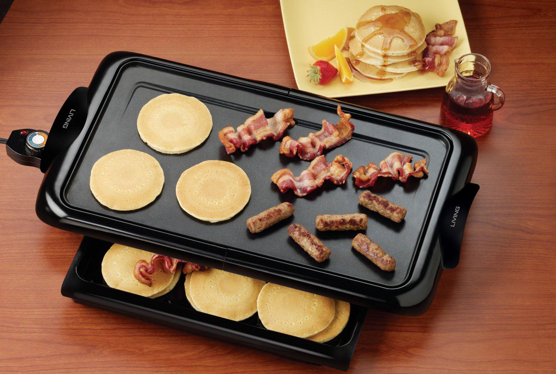 Electric Pancake Griddle