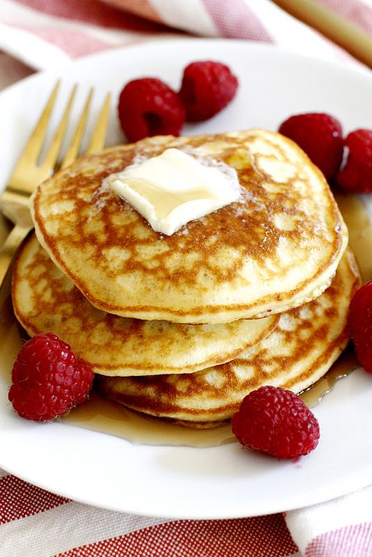 Fluffy Coconut Flour Pancakes Recipe
