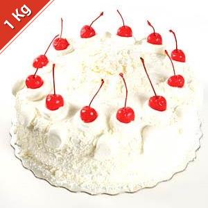 Forest Birthday Cake