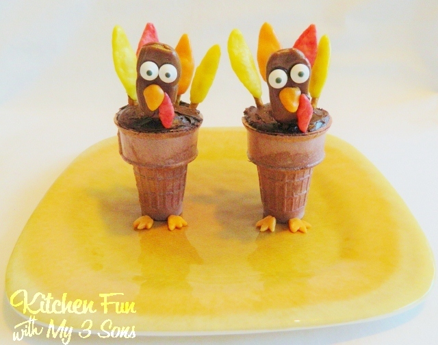 Fun Edible Thanksgiving Treats