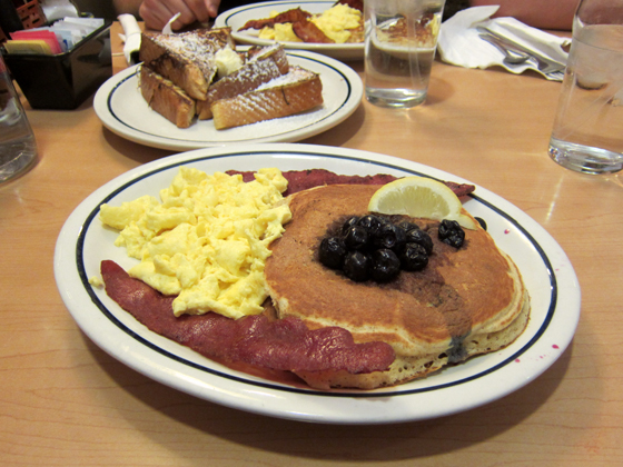 Ihop Pancakes Nutrition Information