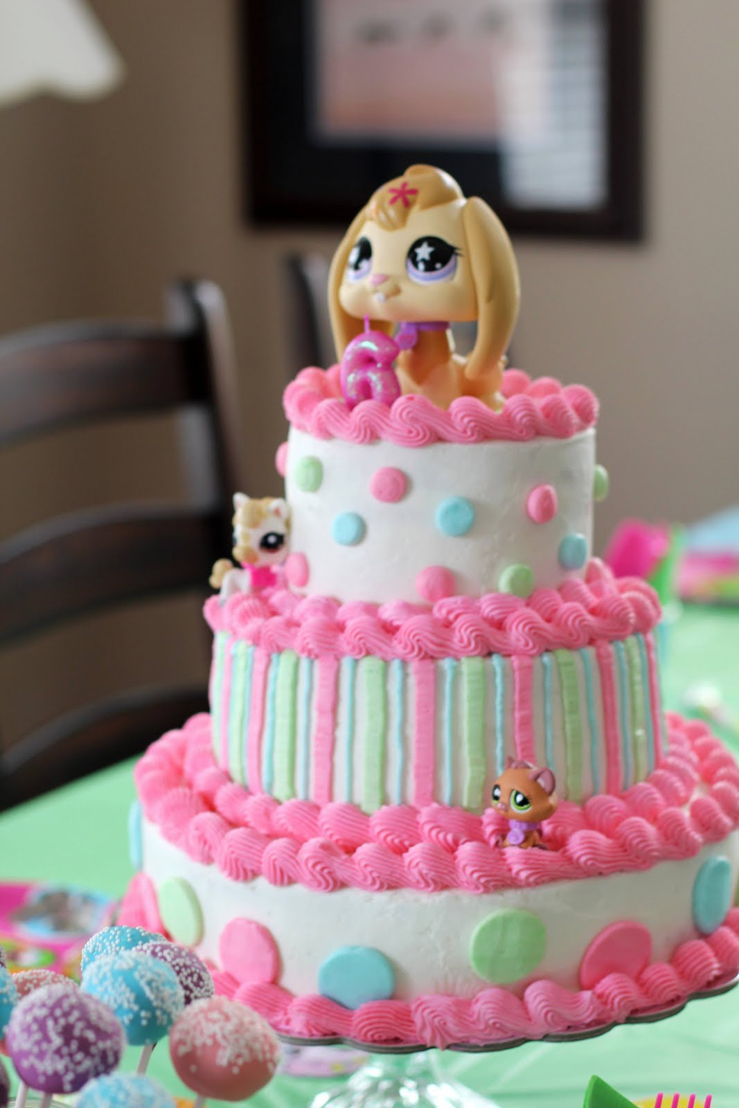 9 Photos of Pet Birthday Cakes