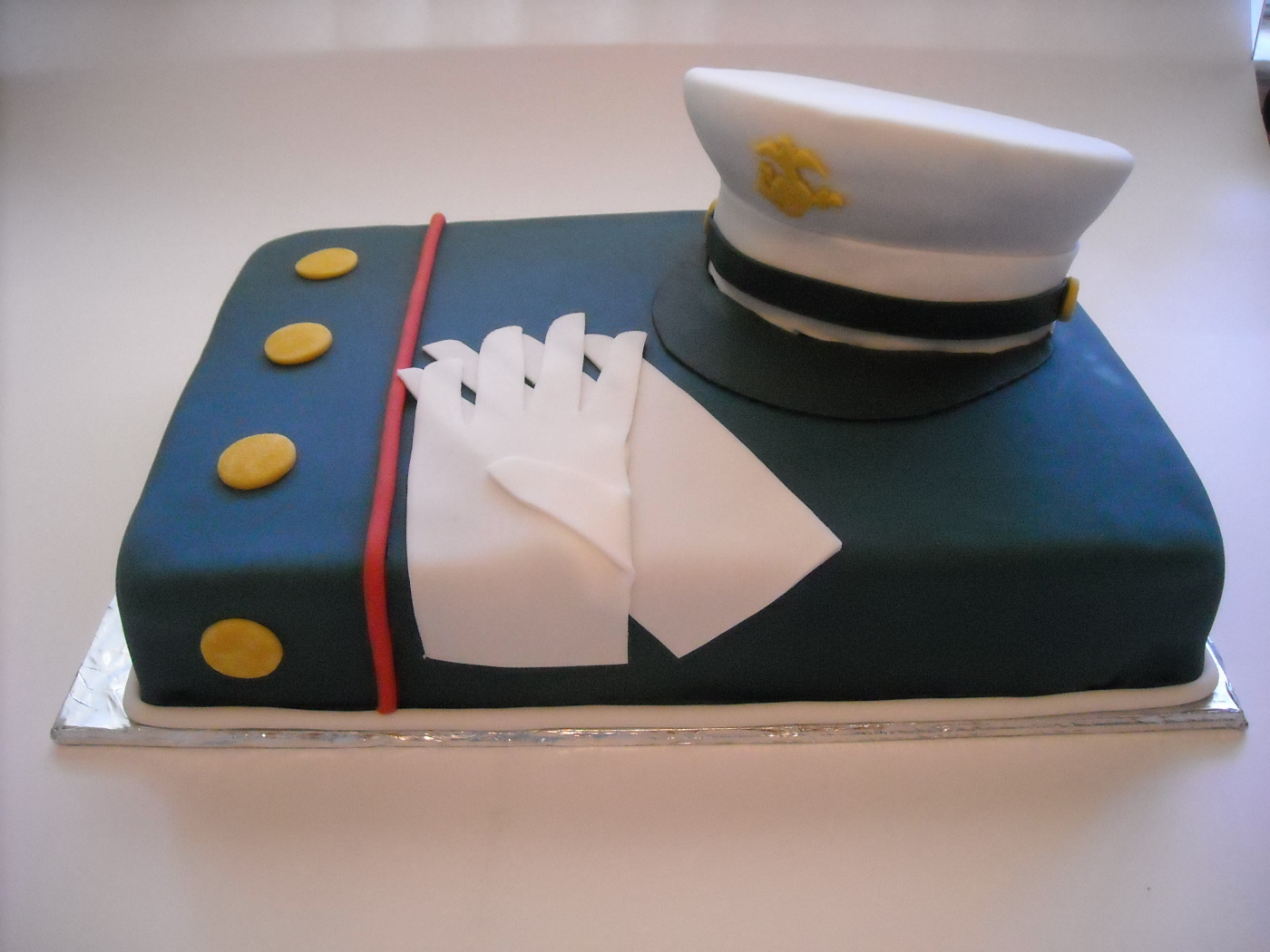 Marine Cakes Decorations