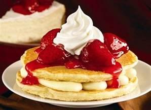 New York Cheesecake Pancakes Ihop
