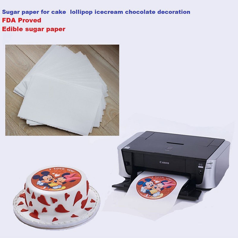 Paper Edible Icing Sheets