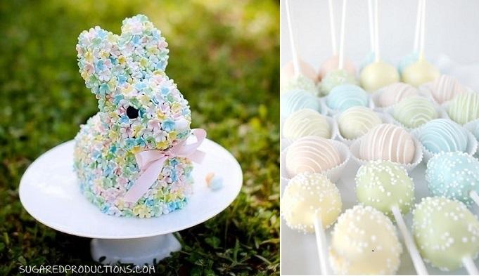 Pinterest Easter Bunny Cake