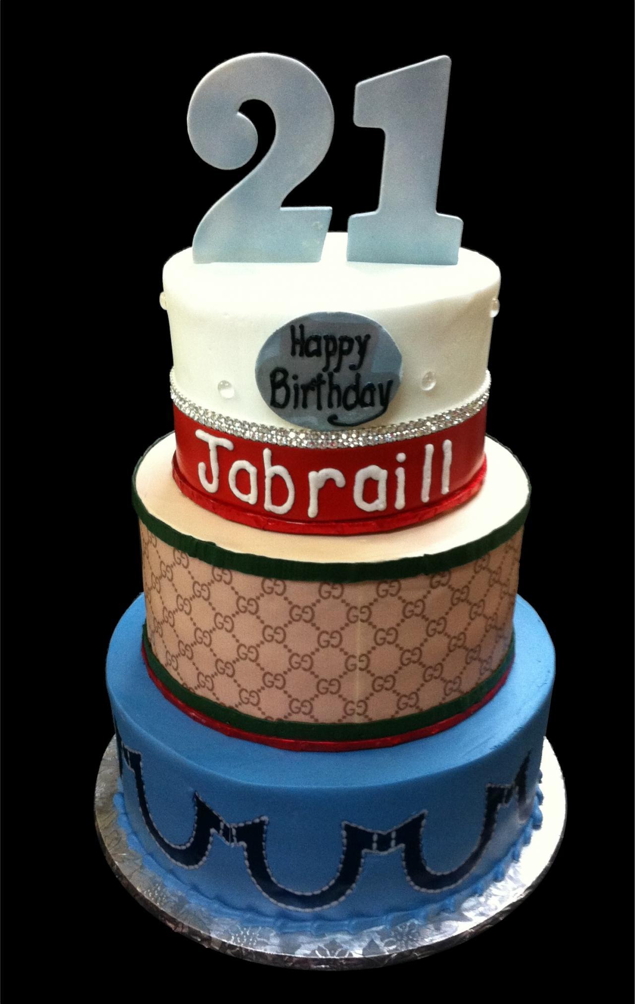 True Religion Birthday Cakes