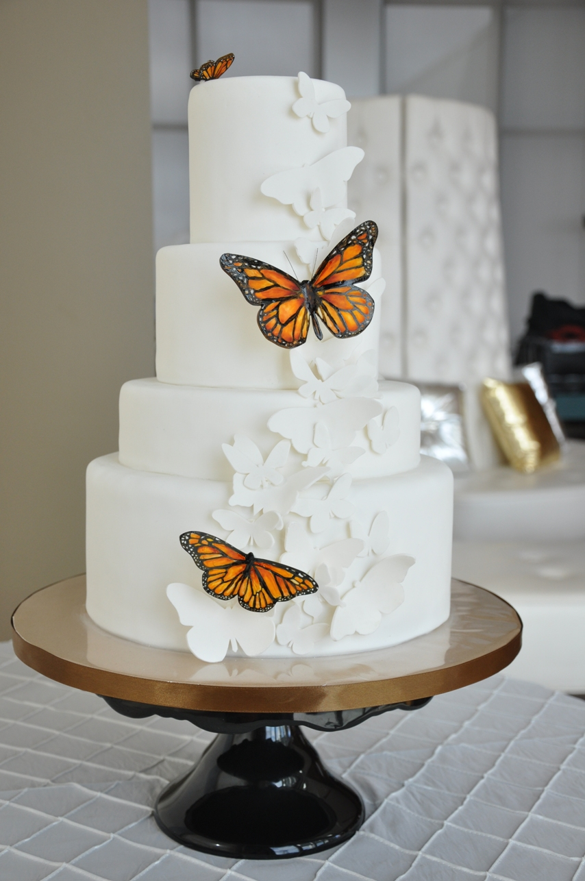 12 Photos of Cakes Gallery Butterfly