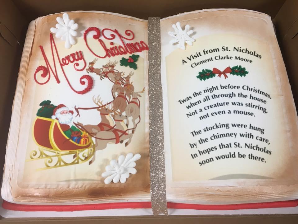 Wedding Wonderland Cake