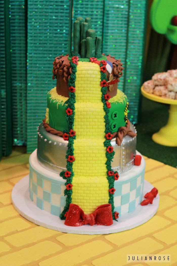 Wizard of Oz Birthday Party Ideas