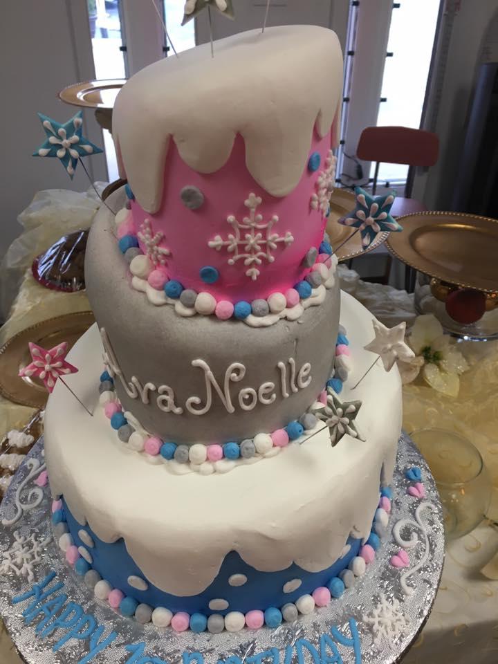 Wonderland Cake