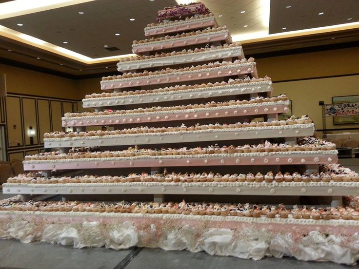 World Records Biggest Wedding Cake