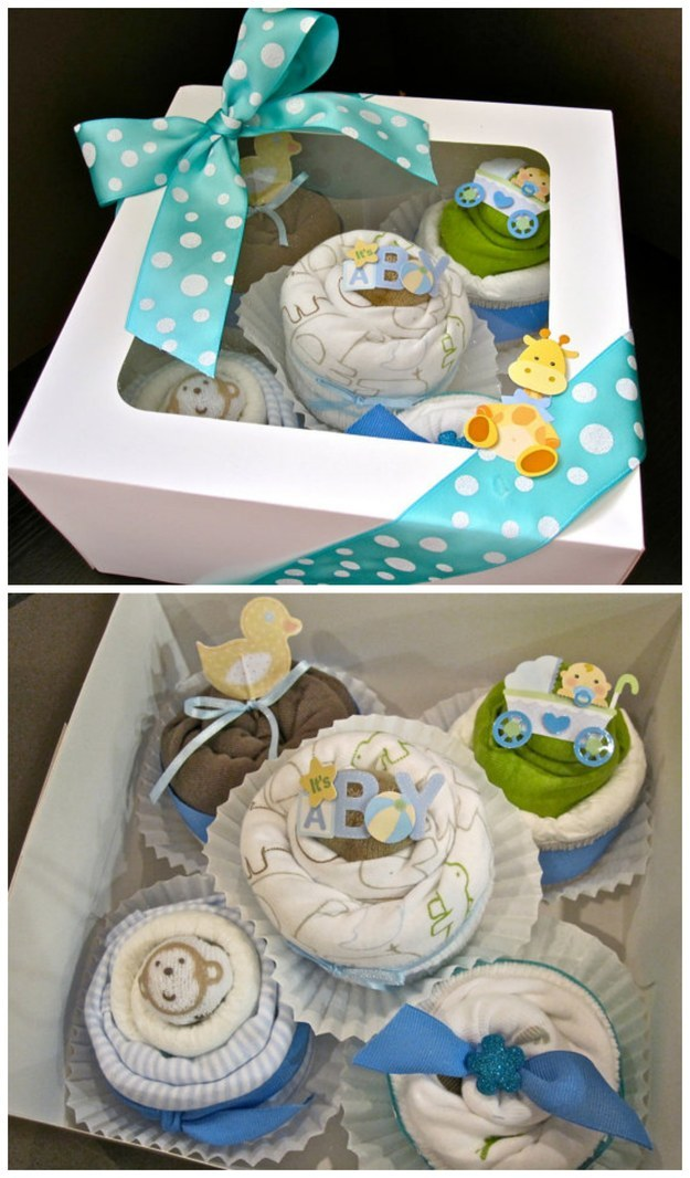 Baby Diaper Cake Ideas