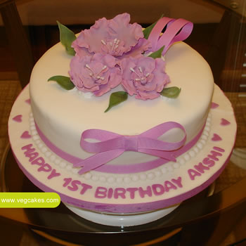 Birthday Cake with Rashmi